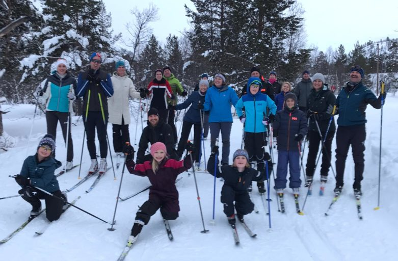 Annual NATO Family Ski Event – Hovden, Norway